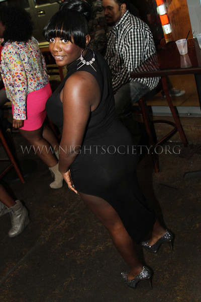 The Umbrella Group hosts the black dress party at Lola. Photography by Nightsociety