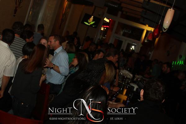 Apazaller Events presents Grey Goose Thursdays at Lucas Park 04-21-2011