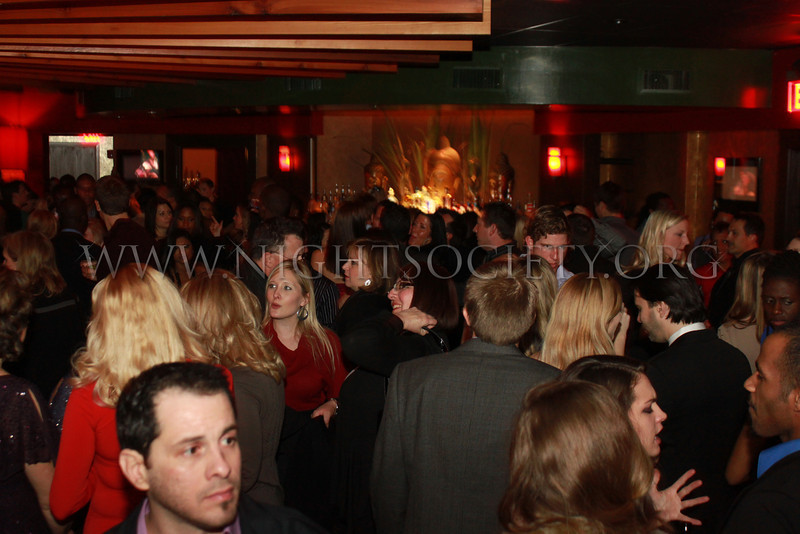 Alive Magazine kicks of the Holiday Season at Mandarin Lounge in the Central West End. 12-09-2011