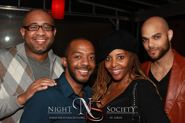 Alive Holiday Party at Mandarin Lounge - Photos taken by Maurice
