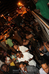 Freetime and First Friday Present the Annual Glow party at Mike Shannons in Downtown Saint Louis. Photography by Maurice.