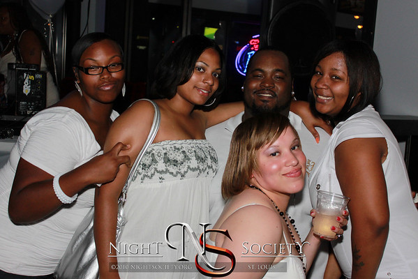 All White Party at Mister G's - Photos taken by Maurice