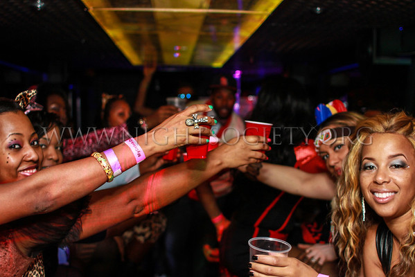 The Nightlife Express Halloween Edition 2013