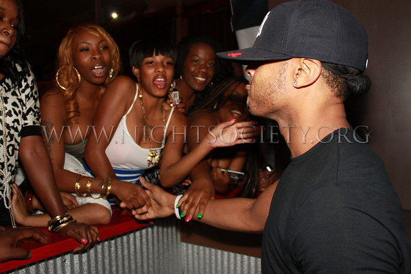 Pooch Hall and Hosea Chanchez of BETs The Game going through the streets of Saint Louis and East Saint Louis.  Making stops at club Exo, Club Flava, and Posh. Photos Taken by Maurice