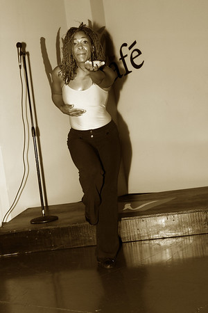 SoulStage at Nubia Cafe. Photography by Maurice