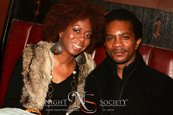 The Neo Soul songstress N'dambi performed Saturday for an intimate crowd at the new Plush Saint Louis
