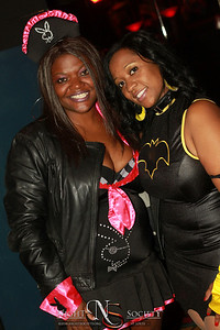 L.M.E. Hosts their Pre Halloween party at Posh Nightclub in East Saint Louis.