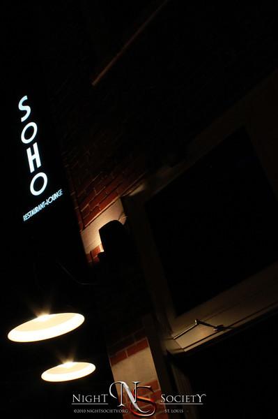 Saturday nights at Soho Saturday September 8th, 2012. Photography by Nightsociety