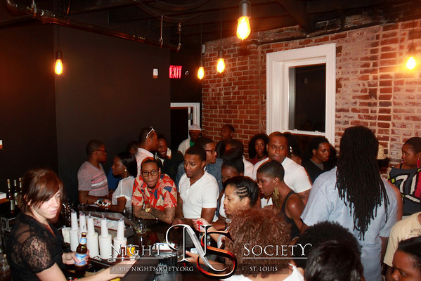 New to Saint Louis Nightlife. Saturday Nights at Soho are already on everyone's hit list. 07/07/2012