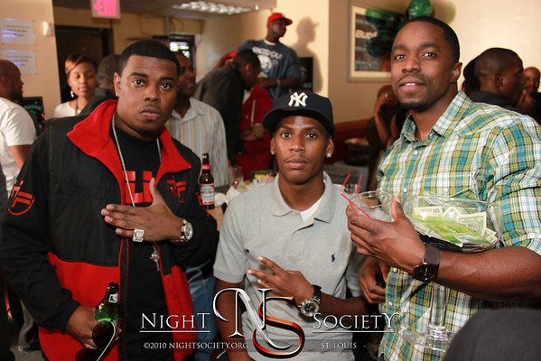 Next Level Promotions Presents: Gone off Patron Part 2 at St. Louis Happy Hour Bar & Grill - Celebrating Juan NextLevel Hughes Bday - Photos taken by Maurice