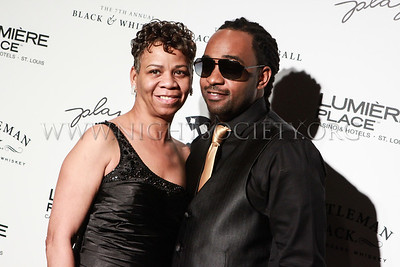 Red Carpet Photos of the guests Arriving at Nelly's 7th Annual Black and White Ball held in the St. Louis Science Center Exploradome - Photography by Night Society  View the Nelly Black and White Ball Red Carpet photos  View the Nelly Black and White Ball Photos (Gallery 1)  View the Nelly Black and White Ball Photos (Gallery 2)