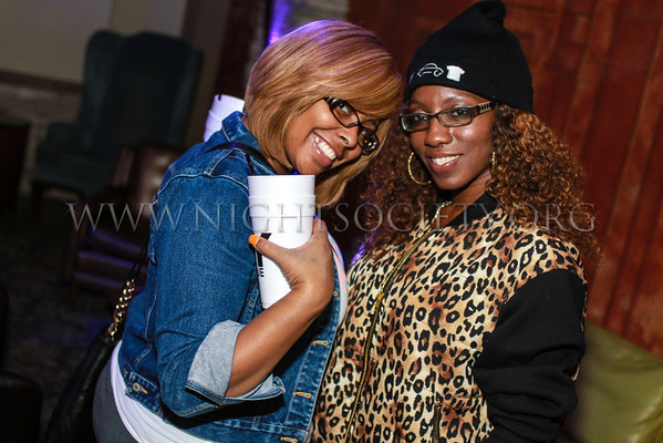 Ivy League and the Vapors host the pajama jam edition of #Forthe Hellofit at Thaxton Speakeasy in downtown St. louis. Photography by NightSociety.