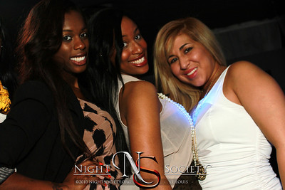 Chris Creath, MPAC, and Tha Fresh Group host The A-List Fridays at The City Ultra Lounge. Photography by 90 Degree Concepts.