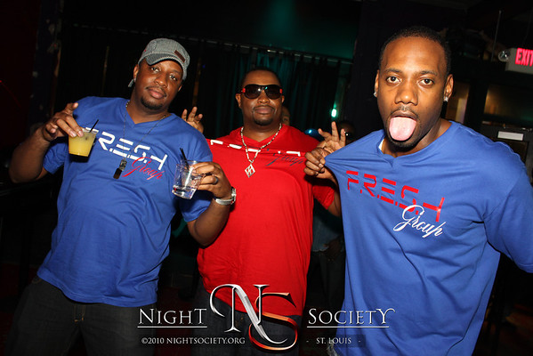 F.R.E.S.H Group Presents: Fresh In The City, at The City Ultra Lounge - Photos taken by Maurice
