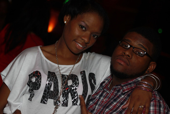 The Fresh Group Presents Fresh In The City at The Ultra Lounge 10-14-2011