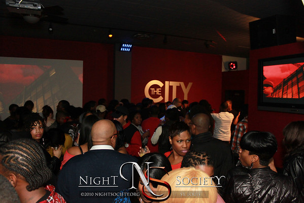 The Hangover at The City Ultra Lounge - Photos taken by Maurice