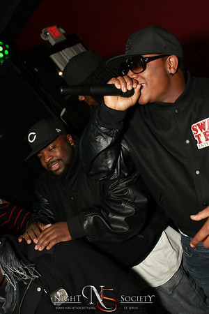 The Hangover at The City Ultra Lounge Ft. Young Joc - Photos taken by Maurice