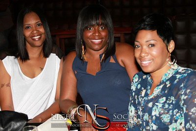 Cafe Soul continues at the New Coliseum Music Lounge. Photography by Nightsociety.