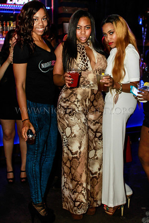Joseline Hernandez from Love & Hip Hop Atlanta Hosts Football Afterparty at Coliseum - Photos taken by NightSociety.org
