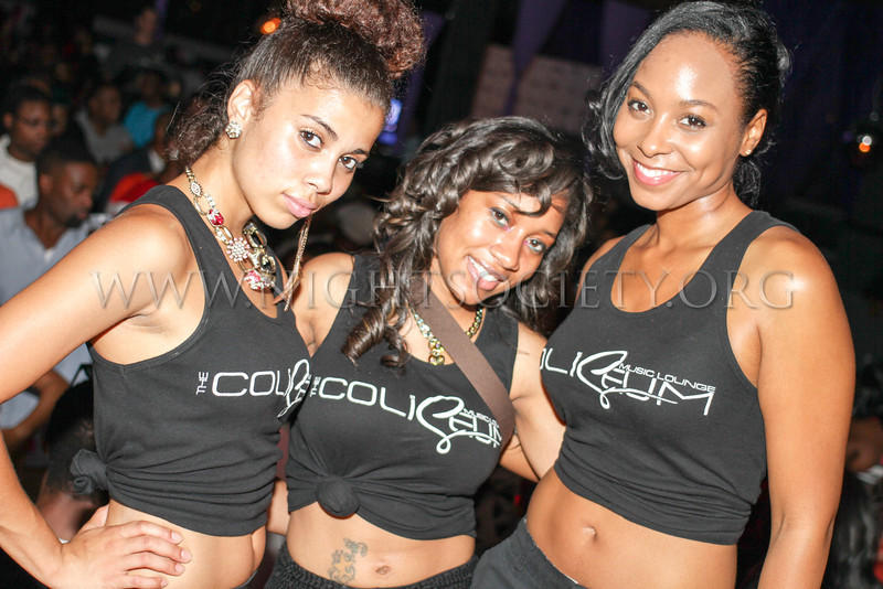 Hella Fly promotions and Rockhouse Entertainment present L.A. Nights at the Coliseums Music Lounge, Photography By NightSociety.