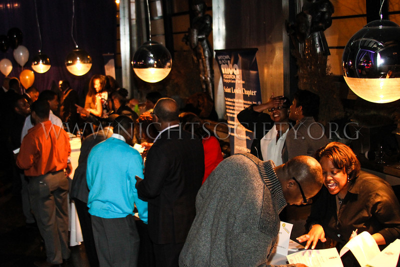 Minority Professional Associations Collaborative Presents: Nothing But Net... Working at The Coliseum - Photography by Night Society