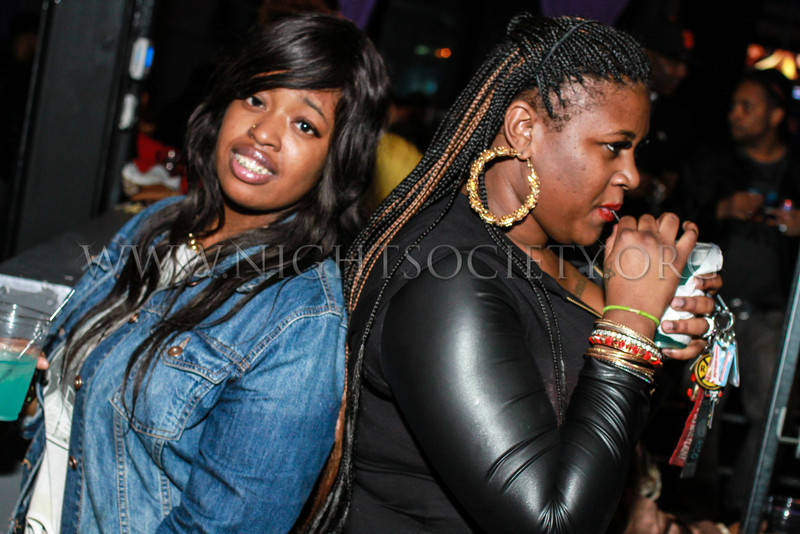 Reality TV Celebrity of VH1'S Love and Hip Hop Atlanta and Legendary hip hop producer Stevie J hosts Friday Night at the Coliseum Music Lounge. Photography by NightSociety.