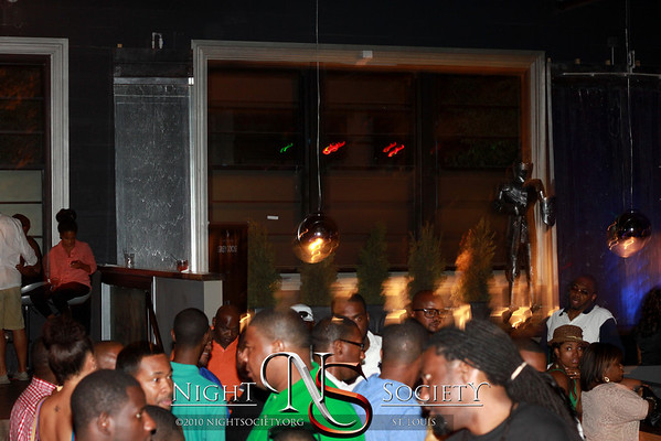 Topher Jones celebrates his birthday party at the new Coliseum Music Lounge. Photography by Nightsociety.