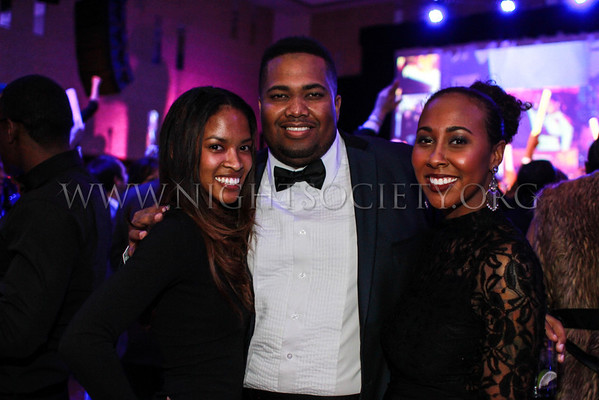 Nelly's 8th Annual Black And White Ball at the Four Seasons 12-22-2013