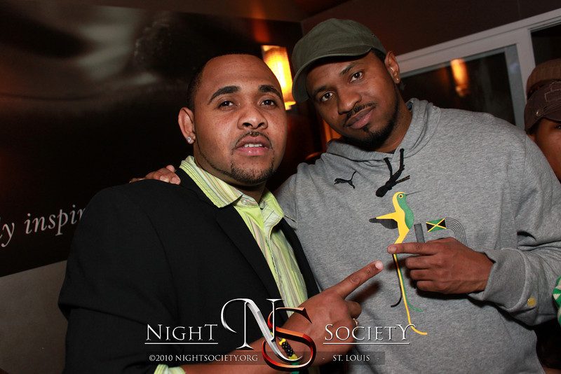Vega and M.C. host Swagger Sundays each Sunday at the Inspot 02-12-2012. Photography by 90 Degree Concepts.