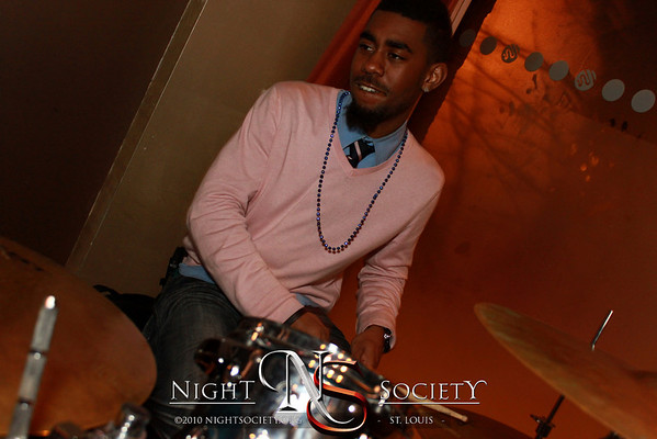 Vega and M.C. host Swagger Sundays each Sunday at the Inspot 02-19-2012.