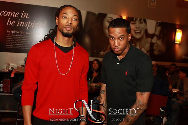 Tony Vega and M.C. Presents Swagger Sundays at the Inspot Dessert Lounge Christmas Night 12-25-2011