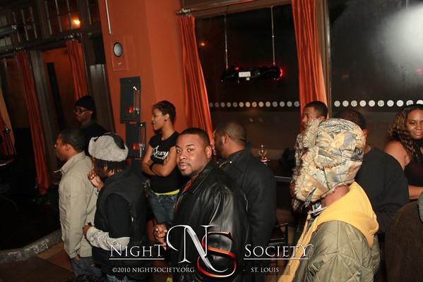Tease Me Thursdays at The IN SPOT Dessert Bar & Lounge - Photos taken by Maurice