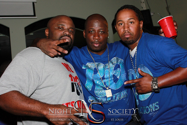 Rock Out Presents: Gemini Affair at the Jazz Spot - Photos taken by Maurice