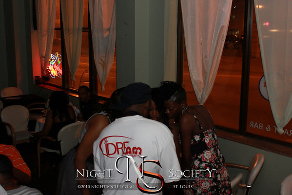 Maxwell and Jill Scott Afterparty at the Jazz Spot - Photos taken by Maurice