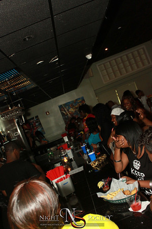 Roc Out Productions Presents the Official Virgo Blast and Graphic T-shirt Party - Photos taken by Maurice