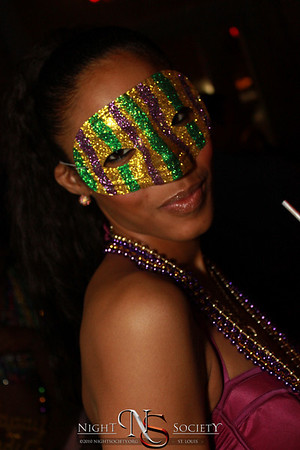 The Label and Hellafly promotions celbrating Mardi Gras