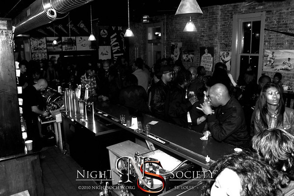 Tha Fresh Group and Night Society presents: BLAQ FRIDAY at The Label - Photos taken by Michael