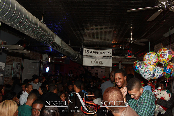 Rockhouse Ent. Hella Fly Promotions & Rise Marketing Presents: Twas The Night After XMAS at The LABEL - Photos taken by Maurice