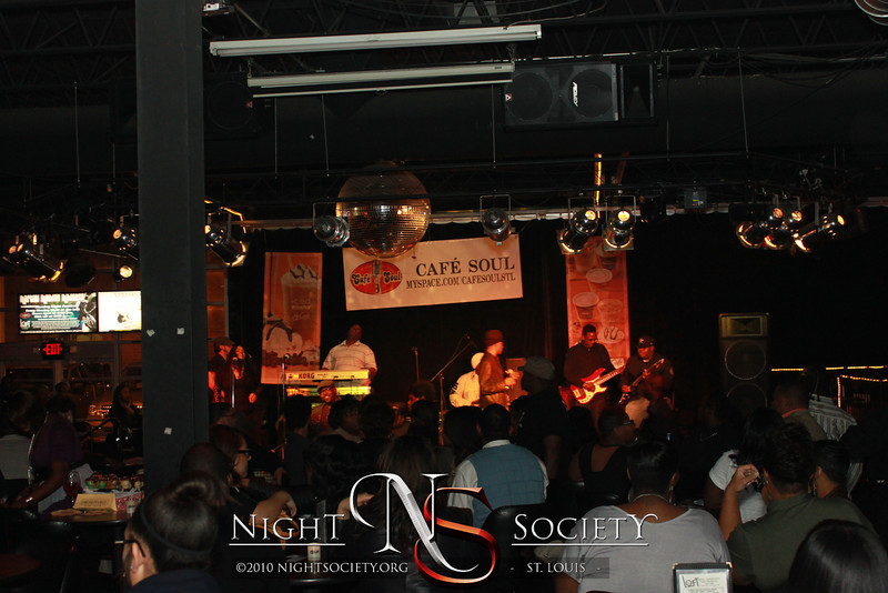 McCafe presents: Cafe Soul at The Loft - Photos taken by Maurice