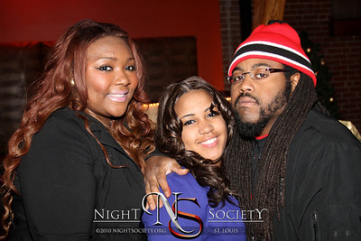 Decembers EyeCandy party at the Loft Nightclub. Photography by NightSociety.org