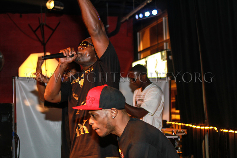 Rap duo and legends eightball & MJG preform at the Loft NightClub. Photography by NightSociety.