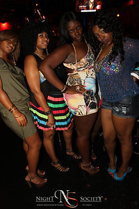 MoSpoon Hosts the Monthly EyeCandy Party at the Loft Nightclub in Saint Louis. Photography by Maurice
