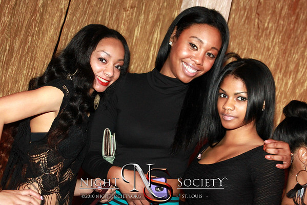 The All Black edition of The Eyecandy Party at the Loft Nightclub. Photography by NightSociety.
