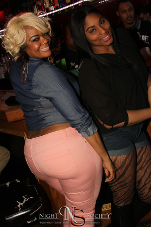 The January Eyecandy Party at the Loft Hosted by Mo Spoon. Photography by NightSociety