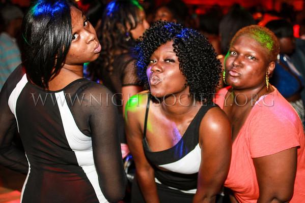 The loft Night Club host K Stylist Friday Night. Photography by NightSociety.