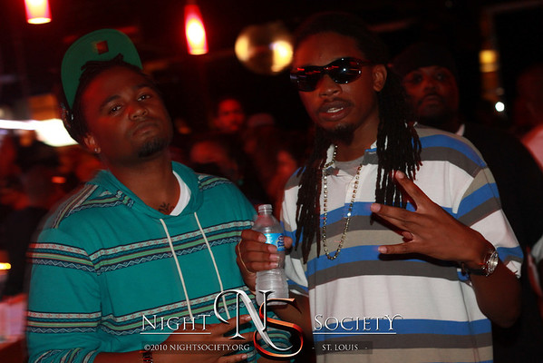 Maybach Music Group recording artist Meel Millz held his concert afterparty at the Loft Nightclub. Photography by NightSociety.