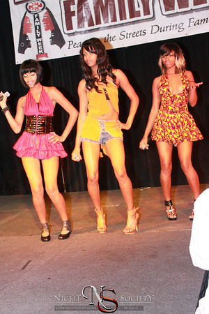 Chic Enterprises & Better Family Life Presents: Shhhh Fashion for Cause - Promoting Pease in the Streets - Photos taken by Maurice