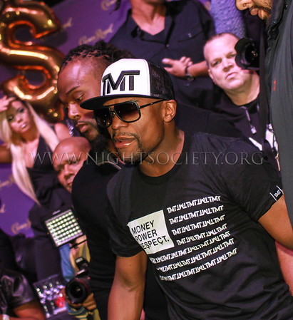 Rockhouse and Liquid Assets presents the All Black Experience hosted by Floyd Mayweather at The Pageant. Photography by NightSociety.