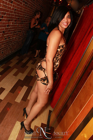 St. Louis Fashion Week ends its Finale with a party at the Pepper Lounge. - Photos taken by Maurice