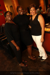 90 degree concepts Girls Inc and The National Association of Black Accountants host Friday upscale networking at Whiz Tech Cafe. Photograpghy by Michael and Maurice.